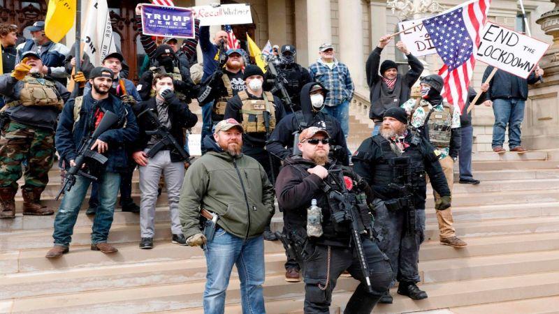 الإرهاب المحلي يتفشّى في الولايات المتحدة