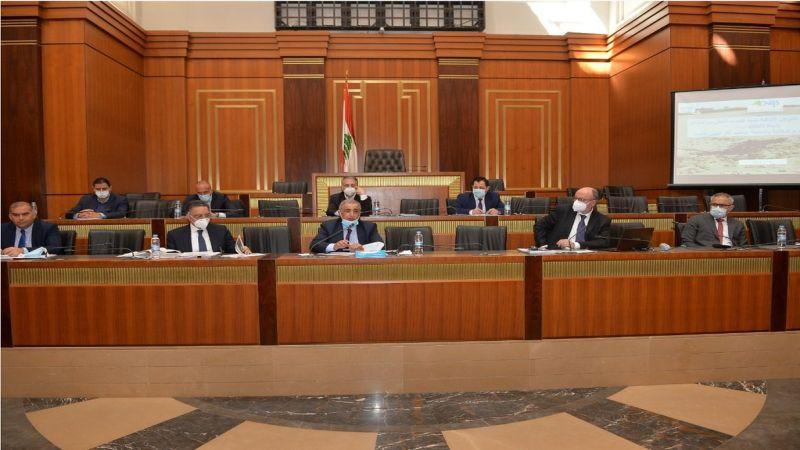 لجنة البيئة أوصت بتقديم شكوى عاجلة إلى الامم المتحدة ضد العدو الصهيوني بفعل التسرب النفطي