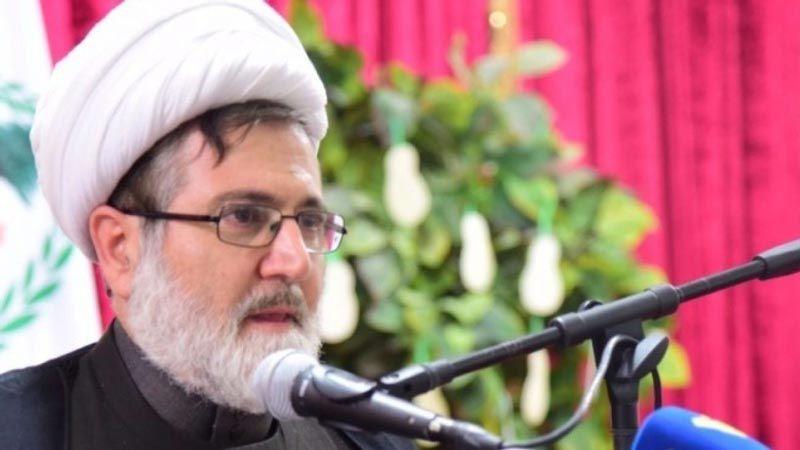الشيخ البغدادي: خسرنا برحيل الشيخ أحمد الزين نصيرًا قويًا لمشروع الوحدة بين المسلمين