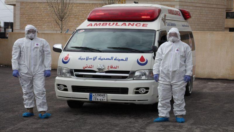 خدمات الدفاع المدني في الهيئة الصحية تتخطّى الألف خلال 24 ساعة