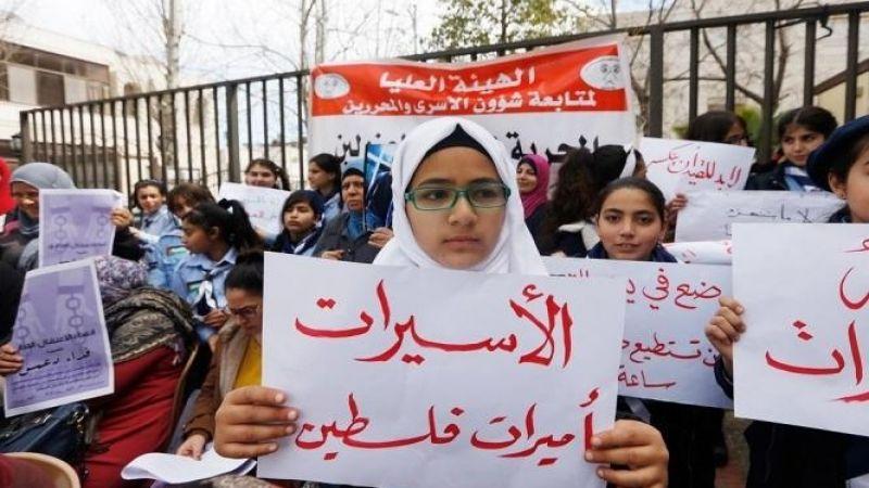 في يوم المرأة.. 37 أسيرة فلسطينية في سجون الاحتلال