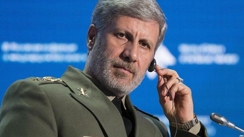 """وزير الدفاع الايراني: تدمير """"حيفا وتل أبيب"""" بانتظار إشارة من الإمام الخامنئي"""