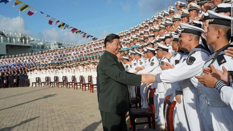 واشنطن تعترف: الصين تمتلك أكبر قوة بحرية في العالم