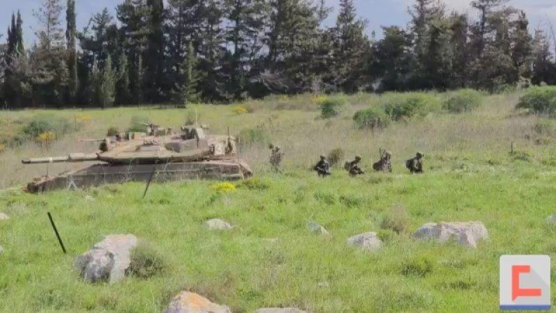 ماذا يفعل جنود العدو في خلة المحافر؟
