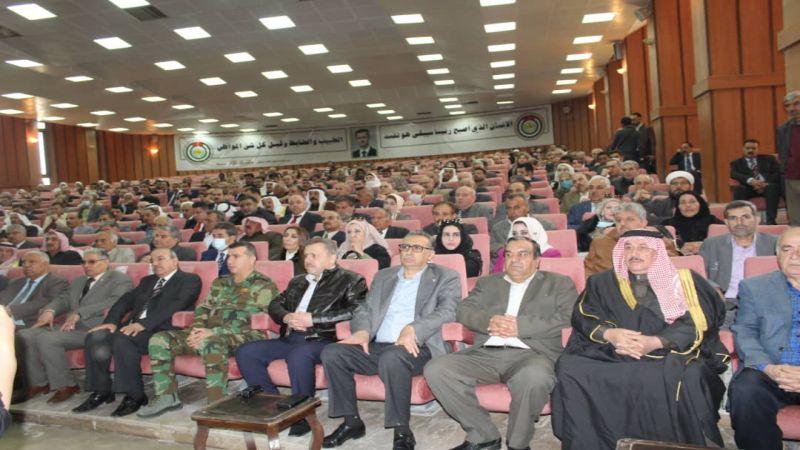 من الحسكة.. خريجو العلوم السياسية يؤكدون ثباتهم على خيار الأسد