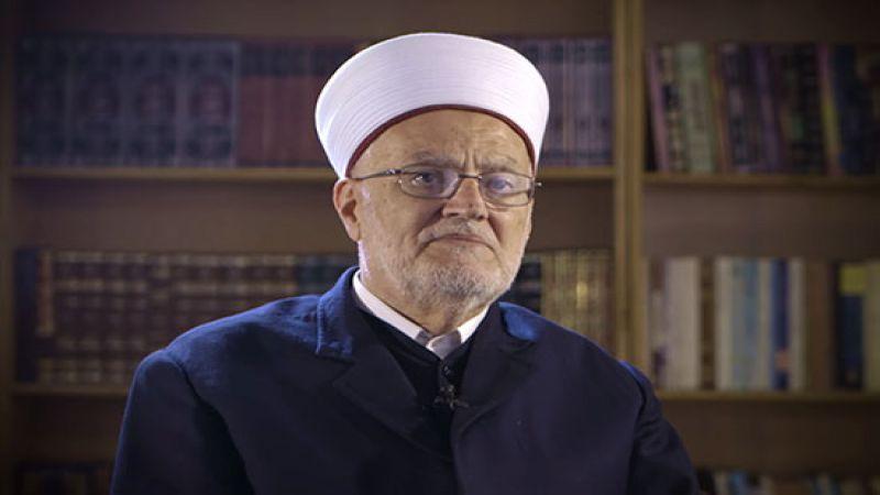 الاحتلال يعتقل الشيخ عكرمة صبري خطيب المسجد الأقصى