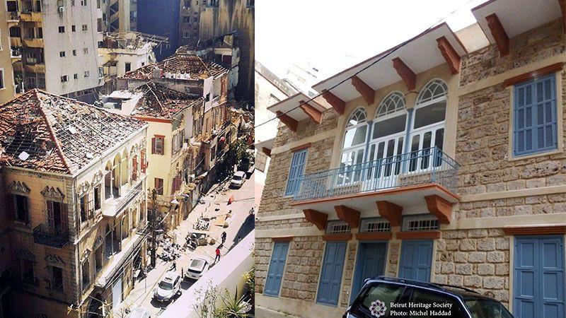 ذاكرة بيروت لا تُمحى