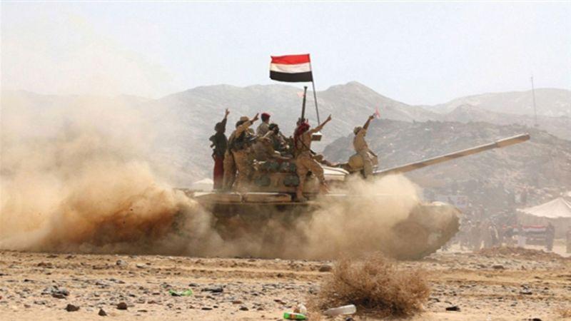 الجيش اليمني يواصل تحقيق انتصارات كبيرة جنوب مأرب