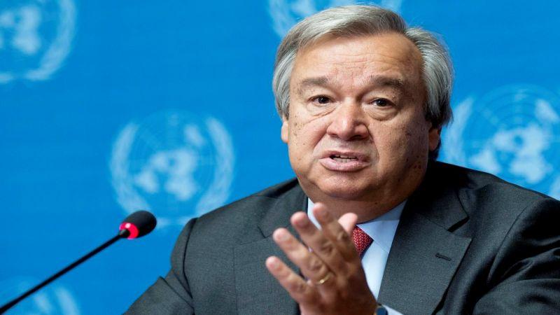 غوتيريشيحذّر مجلس الأمن من مخاطر موت الملايين في العالم جوعًا