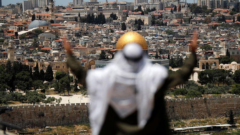 """""""حماس"""": لا انتخابات من دون القدس"""