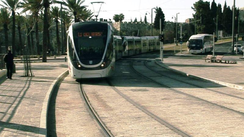القطار الخفيف.. أخطر مشاريع الاحتلال في القدس المحتلة