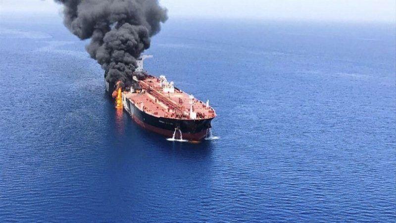 طهران: التقارير تؤكد وقوع هجوم تخريبي على سفينة حاويات إيرانية