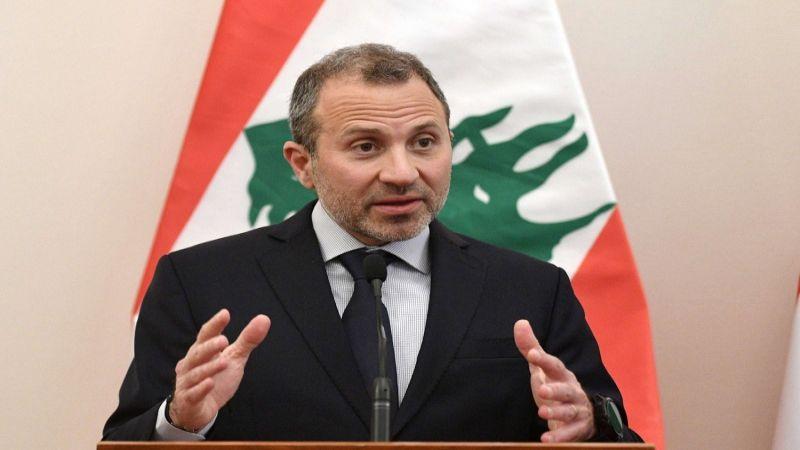 باسيل أعلن الورقة السياسية للتيار الوطني الحر