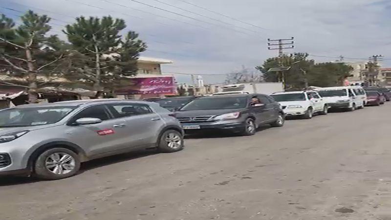 استباحةٌ أمريكية لبلدة غزة البقاعية والمواطنون يُحتجزون في سيارتهم لساعات!