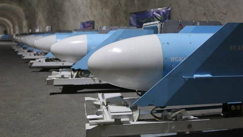 قاعدة صاروخية إيرانية جديدة تحت الأرض