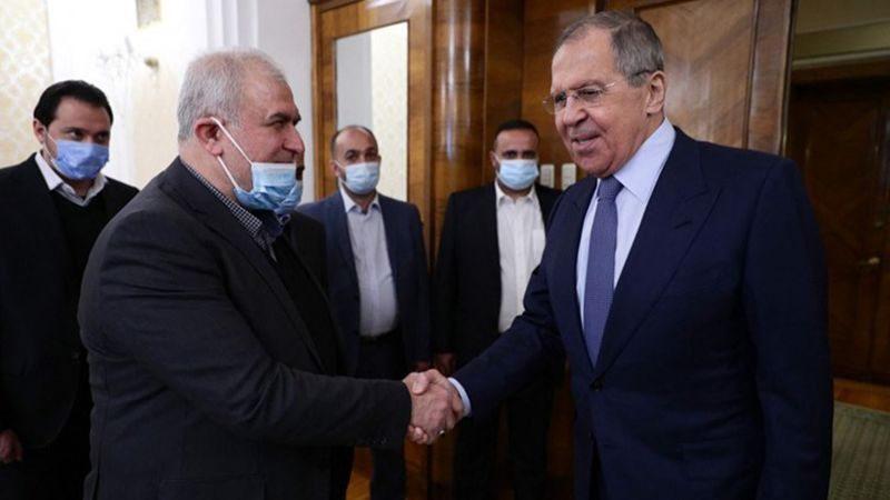 رعد يكشف حيثيات زيارة حزب الله إلى موسكو