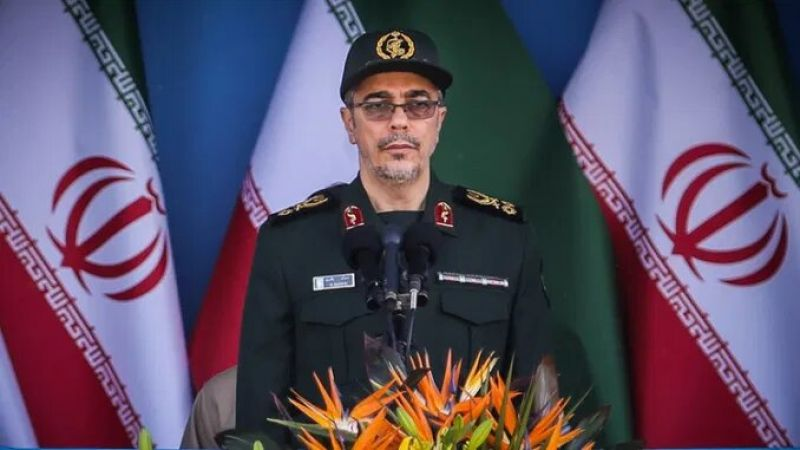 اللواء باقري: لا توجد قوة قادرة علی هزیمة الحرس الثوري