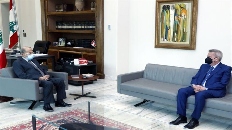 الرئيس عون: لضرورة التشدد للجم المضاربات وتنظيف القطاع المصرفي