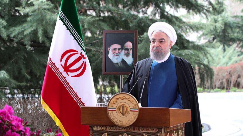 روحاني: عامنا الجديد سيكون عام قطف ثمار سنوات من الصمود والمقاومة