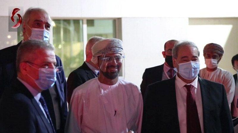 في أول زيارة خليجية له.. المقداد في سلطنة عُمان