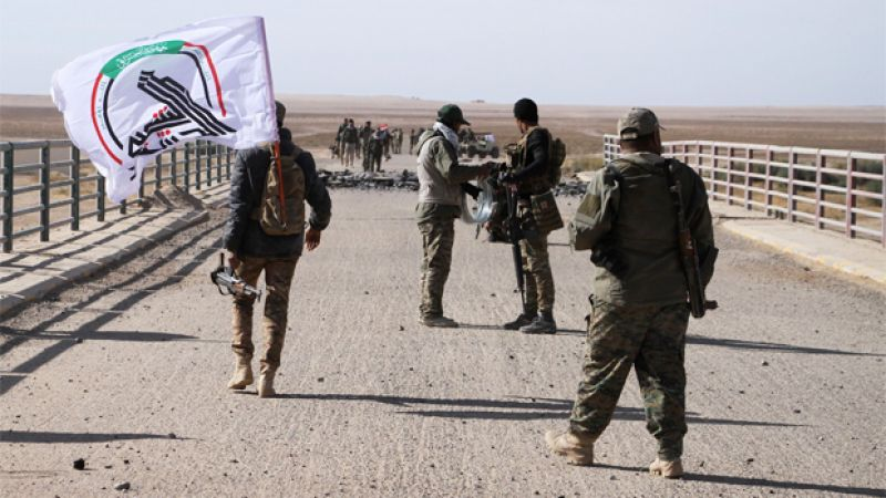"""""""الحشد الشعبي"""" يحمي المناطق الكردية شرق ديالى خلال احتفالات """"النوروز"""""""