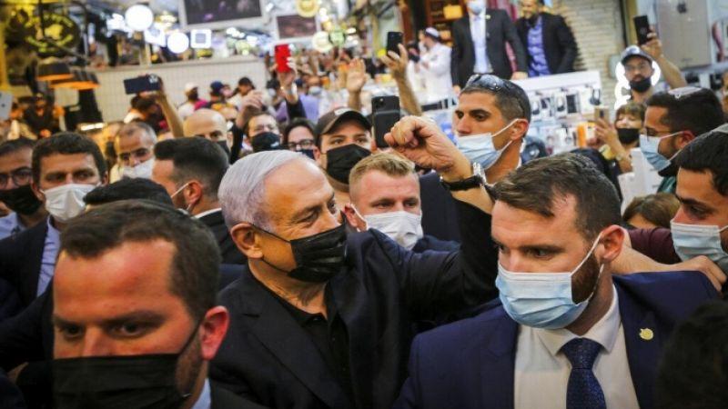 """تزامناً مع زيارة نتنياهو.. صاروخ من غزة باتجاه """"بئر السبع"""""""