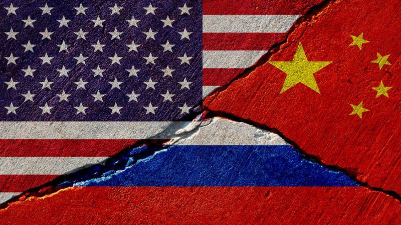 نفاق الولايات المتحدة.. التصعيد تجاه روسيا والصين مثال