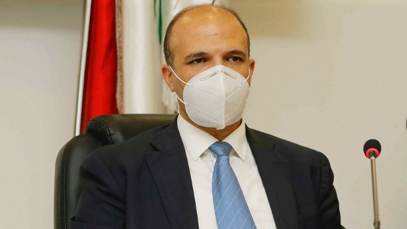 ماذا قال وزير الصحة عن وجود أوكسيجين في لبنان؟