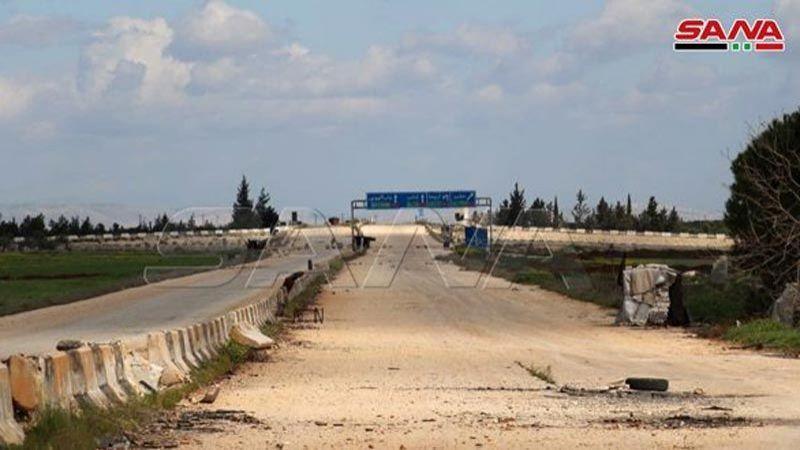 سوريا: فتح ممر ترنبة سراقب لتأمين عودة آمنة إلى المناطق المحررة