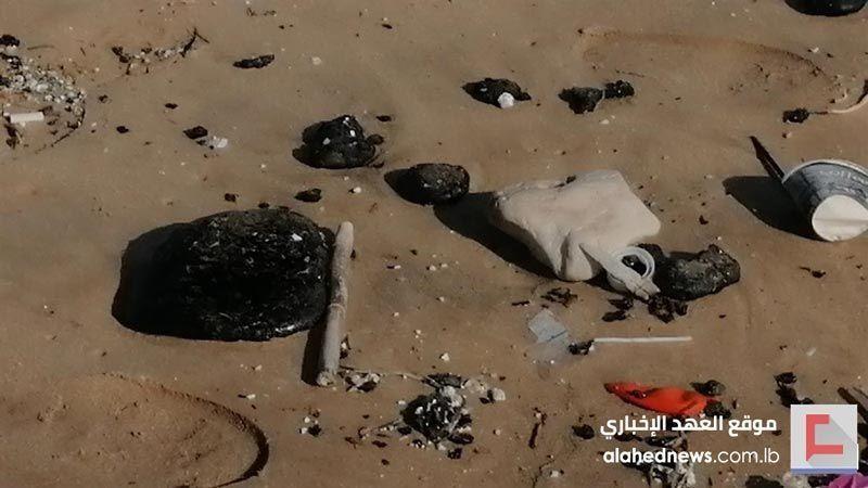 البحوث العلمية: موجة ثانية من التلوث النفطي تعرّضت لها السواحل اللبنانية