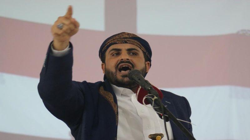 عبد السلام: الأمريكي يرى الحرب على اليمن سوقًا لبيع الأسلحة