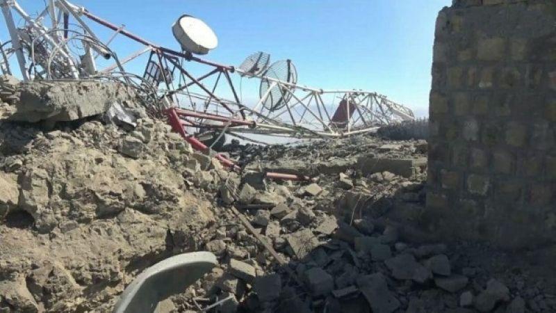 اليمن: العدوان يدمِّر قطاع الاتصالات