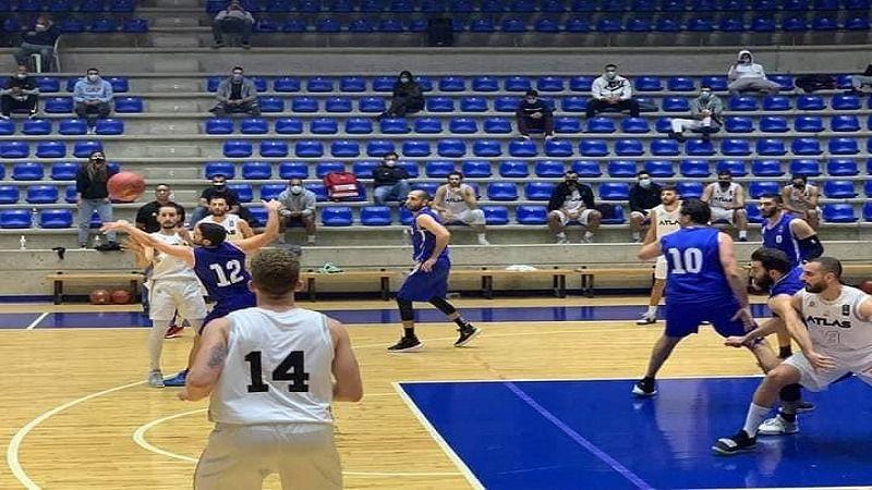 انطلاق بطولة لبنان لكرة السلة بفوزين لأطلس وهوبس على الشانفيل وبيبلوس