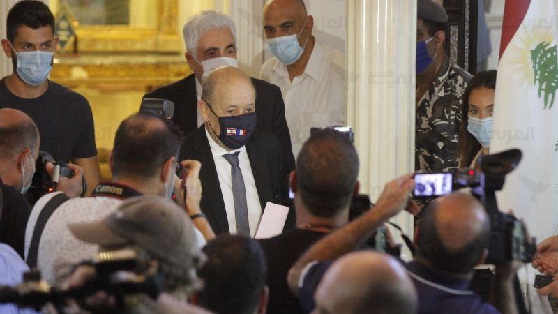 """فرنسا تبلغ لبنان: لإنهاء """"التعطيل المتعمّد"""" للخروج من الأزمة السياسية"""