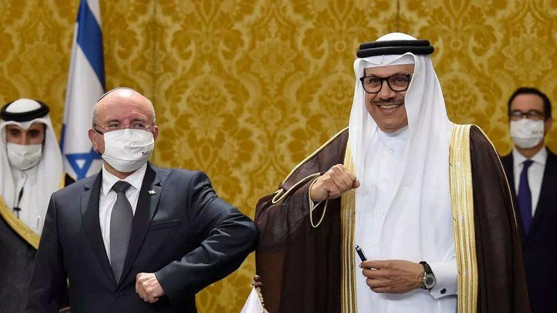 البحرين تفتتح سفارة لها في كيان العدو