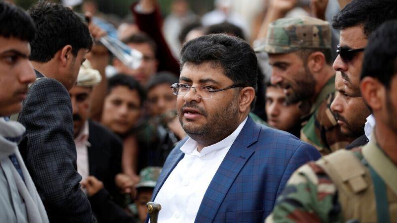 محمد علي الحوثي: الأجدر بالسعودية الإفراج عن السفن المحتجزة قبل تدفّق المساعدة