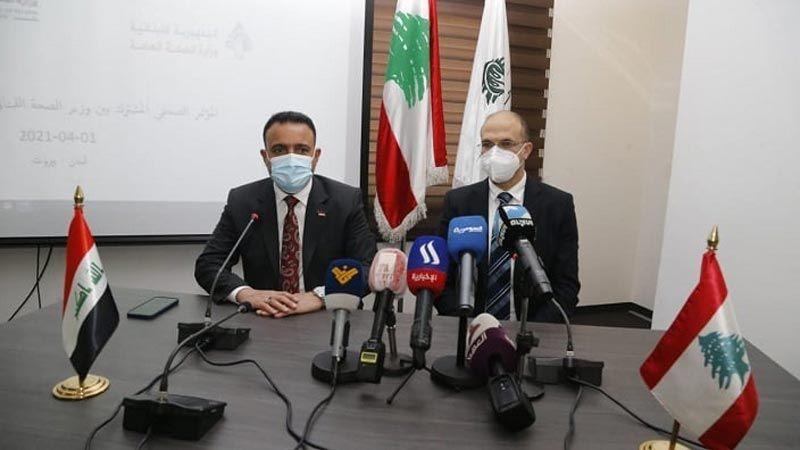 التميمي في بيروت.. زيارة رسمية لدعم القطاع الصحي في لبنان