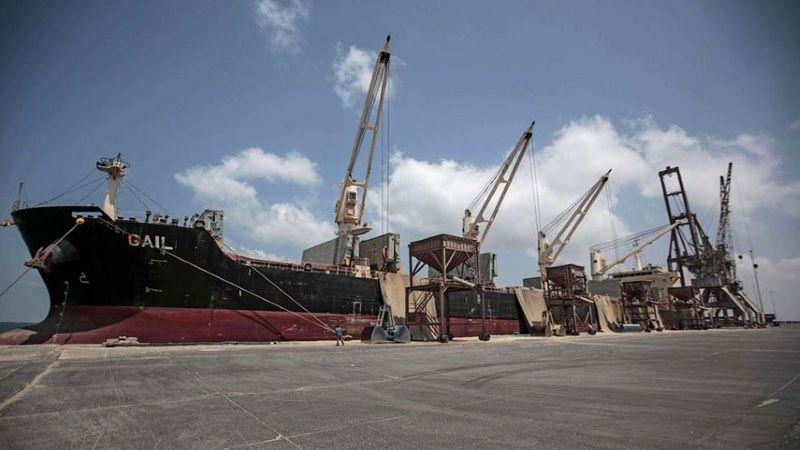 """دعمًا لـ""""السلام"""" في اليمن .. العدوان يحتجز سفينتي وقود"""