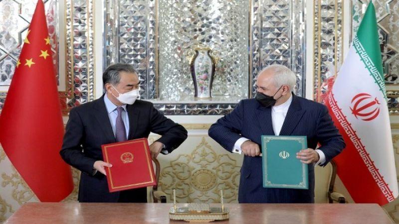 ايران.. نقطة القوة في الاتفاق الإستراتيجي مع الصين