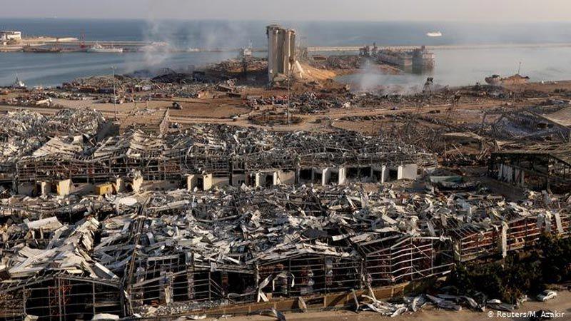 ألمانيا للبنان: الحكومة مقابل إعادة بناء مرفأ بيروت