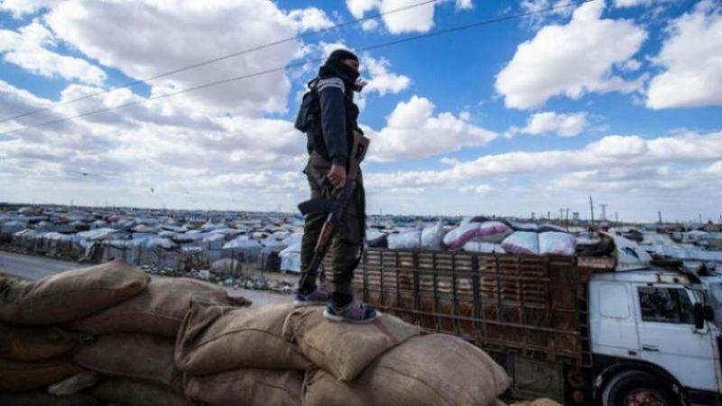 سورية وروسيا: قوات الاحتلال الأمريكي تزيد أوضاع مخيمات اللاجئين سوءاً