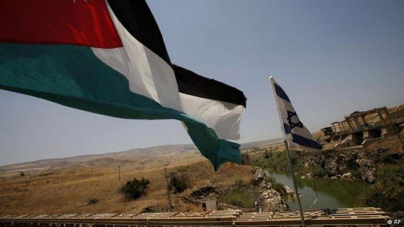 الكيان الصهيوني: الأردن عمقنا الإستراتيجي