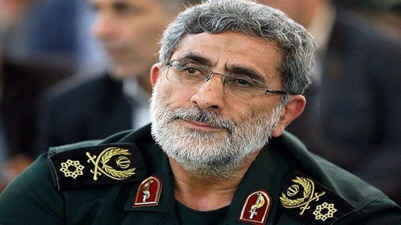 قائد فيلق القدس ينهي زيارته الى العراق بعد لقاء المسؤولين العراقيين