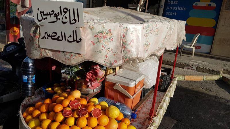 هل تغيبُ عربةُ الليمون عن شهر رمضان ؟