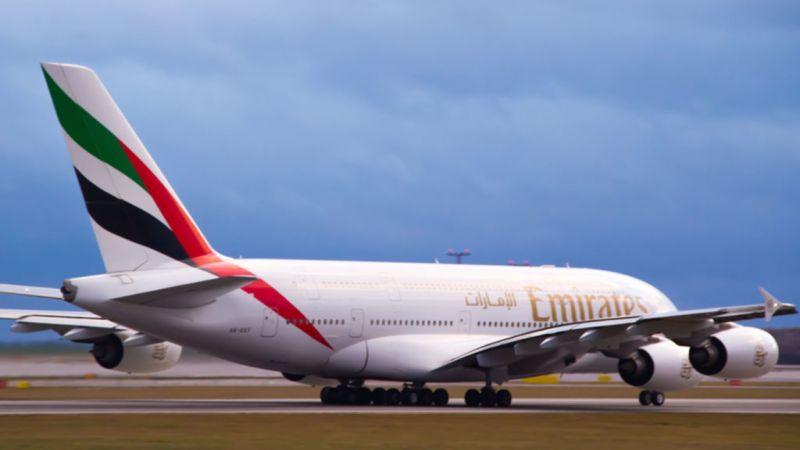 الرحلات المنتظمة بين الإمارات والأراضي المحتلة تنطلق عابرة فوق السعودية