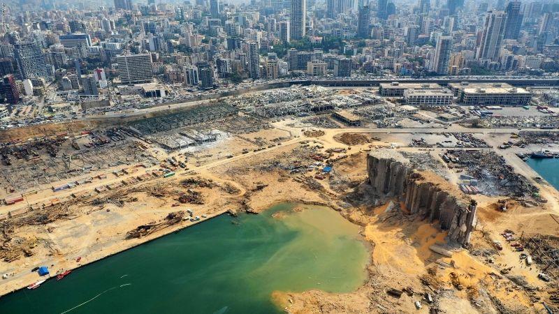 شركة سويسرية تحذِّر: صوامع القمح المتضررة بانفجار بيروت قد تنهار