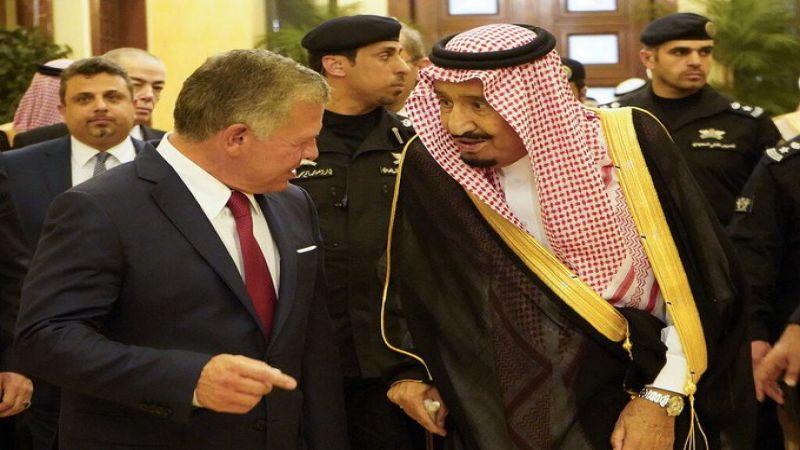 """رسالة سعودية الى الأردن بعد إحباط """"الانقلاب"""""""
