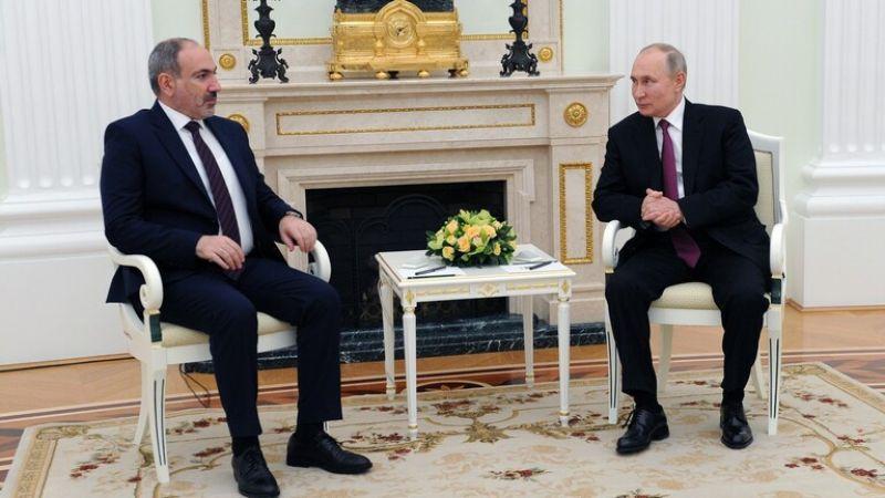 مفاوضاتٌ بين روسيا وأرمينيا.. قره باخ على رأس الأولويات