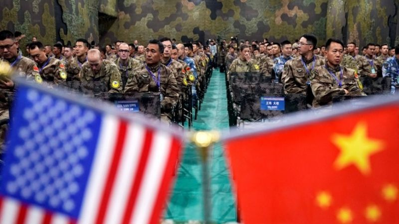 الصين تحذّر أميركا: رسالتكِ خاطئة وتضرّ استقرار المنطقة