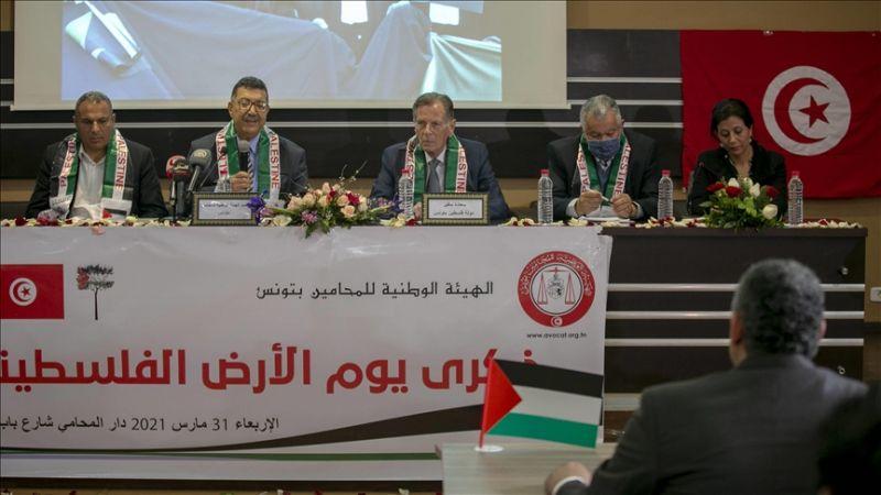 باحثون تونسيون وفلسطينيون: يوم الأرض نضال مستمر ضد التطبيع